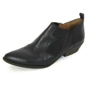 Lucky Brand Joelle 10 Women's Boots Booties Black